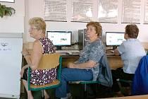 Počítačový kurz proběhl v Ženklavě letos po šesté.