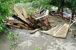 Povodně v Novém Jičíně-Životicích očima čtenářů.
