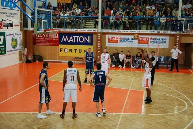 Ve středu 11. března proběhlo 35. kolo Mattoni NBL a domácí tým Geogin Nový Jičín jasně přehrál hosty u Prostějova. Geofin Nový Jičín – BK Prostějov 76:61.