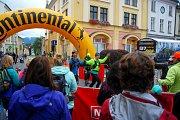 Cíl 8. ročníku extrémního závodu Beskydská sedmička byl opět ve Frenštátu pod Radhoštěm.
