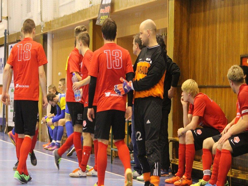 Futsalisté Jakubčovic nad Odrou se po čtyřech porážkách konečně dočkali vítězné radosti.