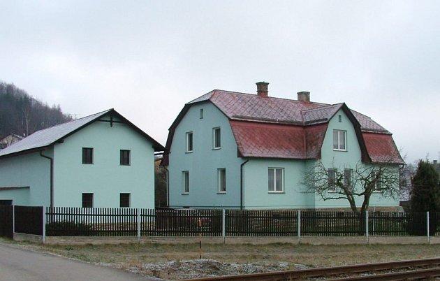 Zejména rodinné domky jsou největším lákadlem různých zlodějů.