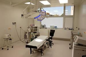 Rekonstrukce na porodnici v Nemocnici Nový Jičín trvala tři měsíce.