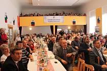 Oficiální vyhlášení soutěže Vesnice roku 2013 České republiky se uskutečnilo v pátek 11. října v Jeseníku nad Odrou, vítězné obci.