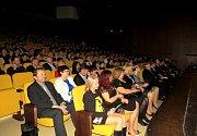 Nejúspěšnějším sportovcům města a okresu Nový Jičín patřilo v pondělní večer 6. března Beskydské divadlo v Novém Jičíně.