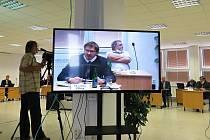 Lubomír Stehlík a Ivan Telařík, dva radní Kopřivnice, kolem nichž je nyní rušno.