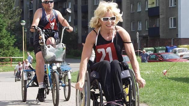 První kulaté jubileum oslavily v sobotu Celostátní hry zdravotně postižených v Kopřivnici.