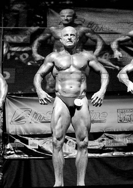 Zbyněk Bulava z Bílovce obsadil v kategorii masters 5. místo.