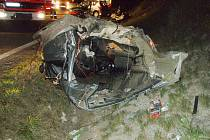 Manželský pár z Třince nehodu u Příbora nepřežil.