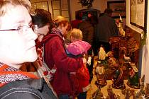 Betlémy obsadily Muzeum Zdeňka Buriana ve Štramberku. Od soboty zde probíhá vánočně laděná výstava.