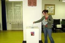 Volby v Kuníně.