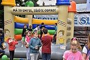Stovky vystupujících, stovky návštěvníků - tak vypadal letošní Den města a sociálních služeb ve Frenštátě pod Radhoštěm.
