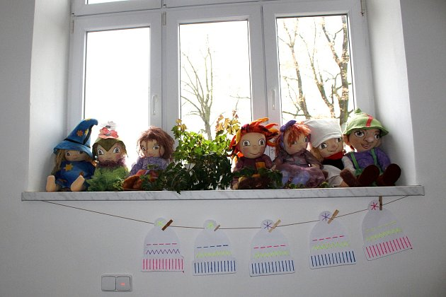Základní škola vKujavách je dvoutřídní pro 1.až 5.ročník.