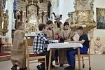 Noc kostelů se v Příboře uskutečnila 24. května v kostele sv. Valentina.