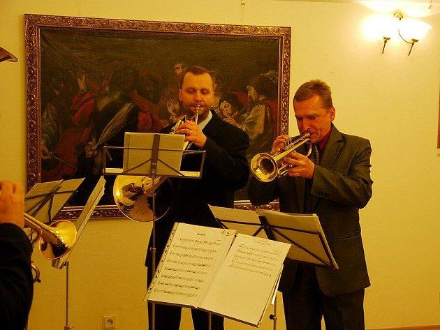 Od úterý 28. února probíhá v příborském muzeu výstava Staří mistři v Příboře místního malíře Metoděje Berana.