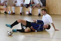 V sobotu se ve sportovní hale SOUS Kopřivnice dohrávala Frensport 1. třída futsalu Novojičínska a Frýdecko-Místecka2008/2009.