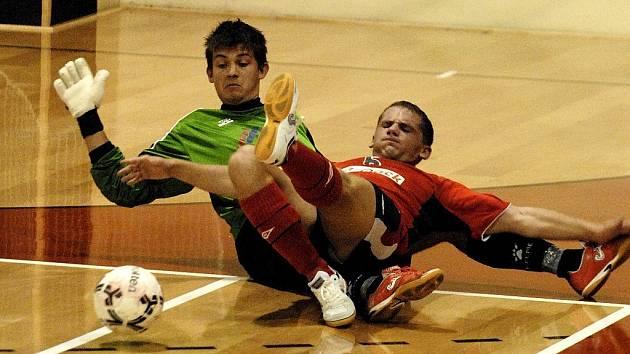 Futsalisté Top Dogs Nový Jičín. Ilustrační foto.