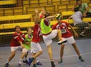 Kopřivnický turnaj O pohár Tatry. Domácí extraligoví házenkáři skončili druzí. Kraloval favorizovaný polský celek.