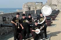 Stanley´s Dixie Street band způsobil na ostrově Guernsey senzaci.