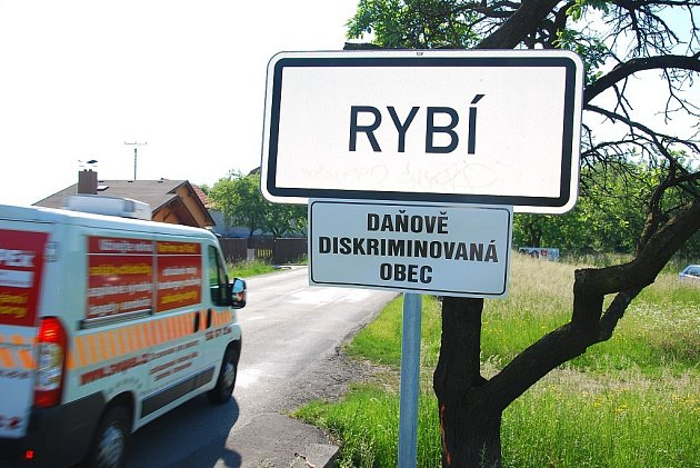 Šest obcí z Novojičínska se v úterý 26. května přihlásilo k akci Daňově diskriminovaná obec, kterou organizuje Sdružení místních samospráv.