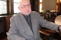 Zakladatel Ondrášku Václav Ptáček.