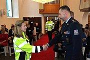 Slavnostní slib složilo v pátek 15. března v Bílovci pětadvacet nových policistů z Moravskoslezského kraje.