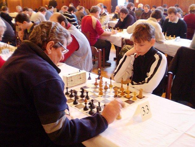 Do Bílovce se sjelo na devadesát hráčů ze všech koutů České republiky.