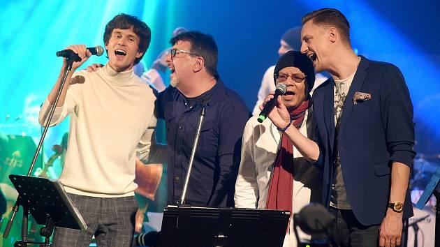 Část dalšího ročníku festivalu Souznění se konala také ve Frenštátě pod Radhoštěm. Hlavním tématem programu byly písně Beatles.