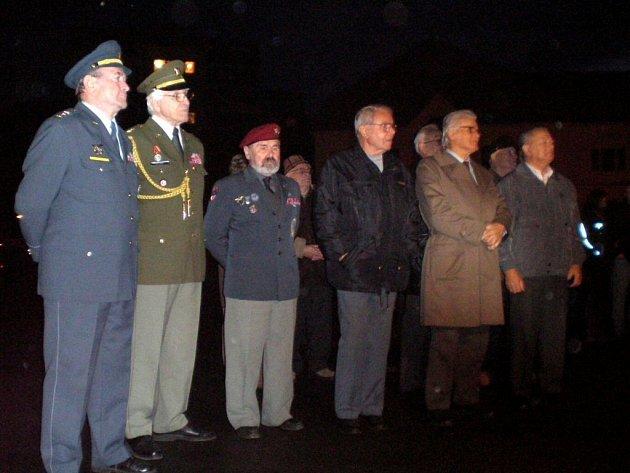 Vznik samostatného Československa si v pátek připomněli v Kopřivnici u pomníku T. G. Masaryka.