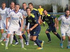 Krajský přebor, 7. kolo: SK BESKYD FRENŠTÁT POD RADHOŠTĚM - FC BÍLOVEC 1:0 (0:0)