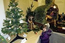 Výstavu betlémů organizuje Katolická beseda Kopřivnice pravidelně každý rok.