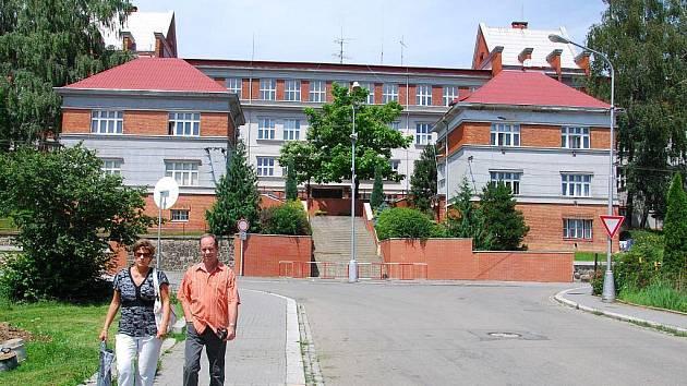 Gymnázium v Novém Jičíně.