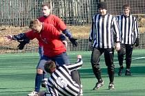 Divizní fotbalisté FK Nový Jičín začali utkání s Polankou jako jasní favorité. Přesto skončil přípravný duel remízou 3:3.