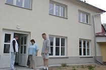 Přesně osmačtyřicet měsíců trvala rekonstrukce školy ve Štramberku. Během ní dostalo město nejen novou tělocvičnu a nástavbu vstupní haly.