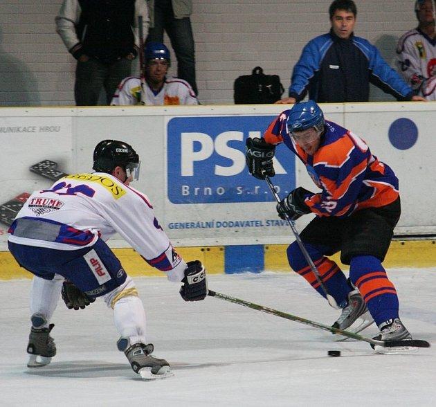 Hokejisté Nového Jičína v utkání II. ligy, skupiny Východ, proti Šternberku potvrdili roli papírového favorita a zaslouženě vyhráli.