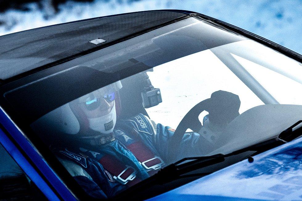 Traiva Rally Cup, Polygon Tatra, 25. ledna 2020 v Kopřivnici.