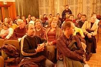 Územní plán Bílovce a jeho projednávání přivedlo do sálu bíloveckého kulturního domu desítky obyvatel.