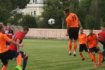 Fotbalisté Fulneku doma nestačili na Hlubinu.