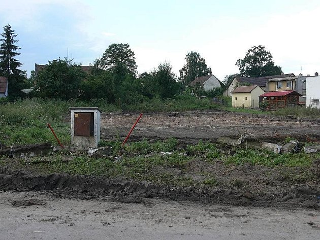 Majitel domu v centru Jeseníku nad Odrou zemřel v den povodní v nemocnici.