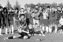 Starší žáci U15 TJ Nový Jičín vyhráli mezinárodní turnaj v Chorvatsku.