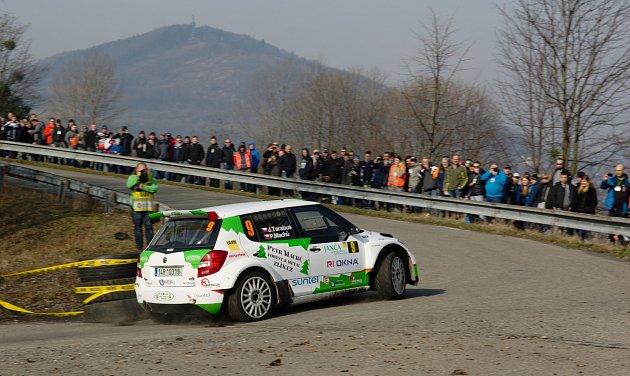 JANČA - 36. Valašská rally a TrueCam Mistrovství České republiky v rally.