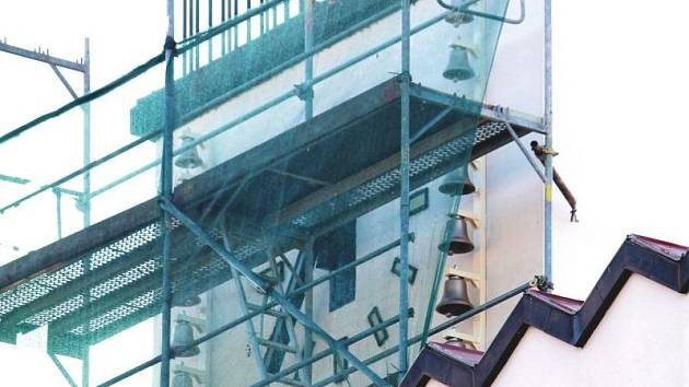 Zvonkohra je umístěna na věži novojičínské radnice.