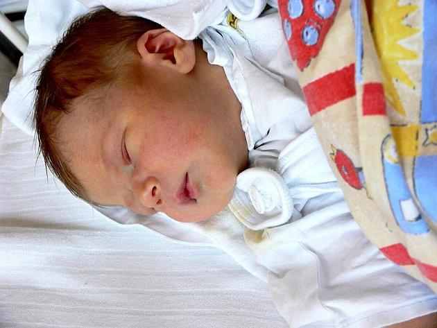 Robin Košela, Mořkov, nar. 9. 5. 2010, 51 cm, 3,41 kg., nemocnice Nový Jičín.