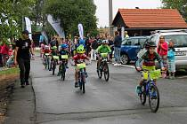 Cyklisté budou závodit v Janovicích