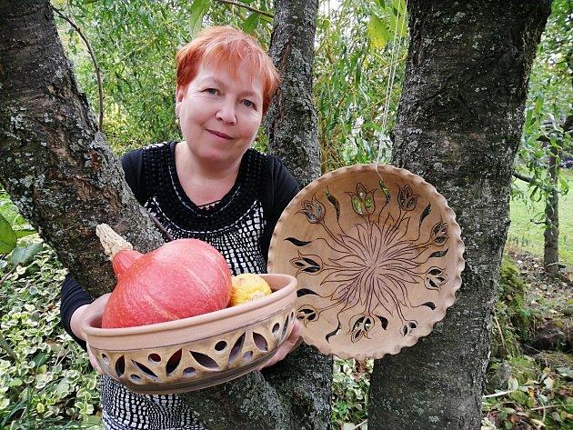 Umělkyně ze Šternberka, Lenka a Veronika Horecké.