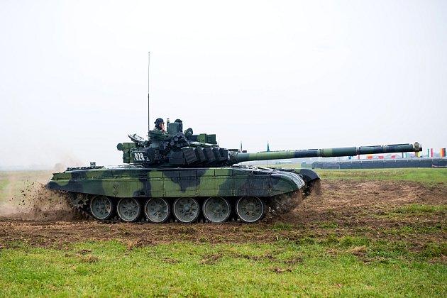 Závod bude vpříštích letech opravovat tanky T-72M4 CZ.