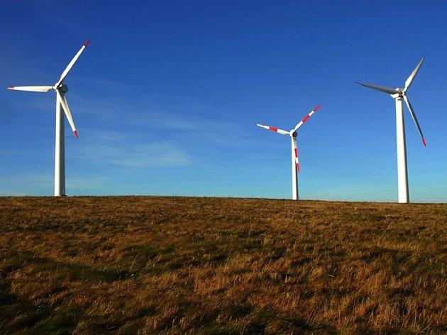 Také místní část Oder, Pohoř, láká investory, kteří se zabývají stavbou větrných elektráren.