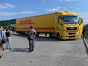 Přední světový poskytovatel přepravních a logistických služeb, společnost DHL, otevřel ve čtvrtek 18. června odpoledne své nové logistické centrum v průmyslové zóně Nového Jičína.