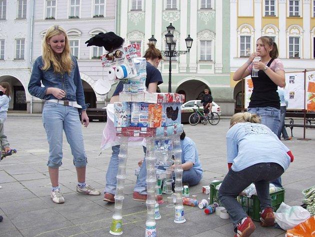 Stejně jako loni se i letošní Krávoviny uskuteční na Masarykově náměstí v Novém Jičíně.