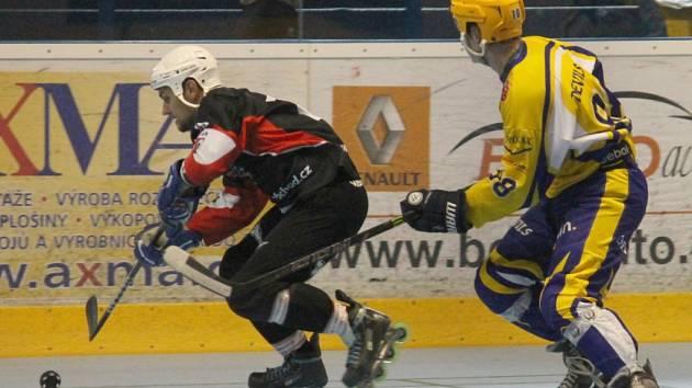 IHC Nový Jičín – IHC Devils Zlín 8:5.